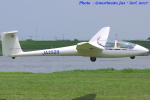 いおりさんが、妻沼滑空場で撮影した日本学生航空連盟 ASK 21の航空フォト(写真)