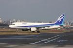 MOHICANさんが、福岡空港で撮影した全日空 A320-211の航空フォト(写真)