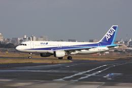 MOHICANさんが、福岡空港で撮影した全日空 A320-211の航空フォト(飛行機 写真・画像)