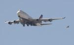kenko.sさんが、成田国際空港で撮影したデルタ航空 747の航空フォト(写真)
