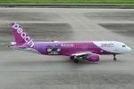 TAK10547さんが、羽田空港で撮影したピーチ A320-214の航空フォト(写真)