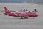 きんめいさんが、中部国際空港で撮影した吉祥航空 A320-214の航空フォト(写真)