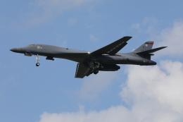 DBACKさんが、三沢飛行場で撮影したアメリカ空軍 B-1B Lancerの航空フォト(飛行機 写真・画像)
