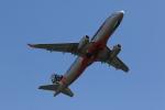 MOHICANさんが、福岡空港で撮影したジェットスター・ジャパン A320-232の航空フォト(写真)