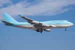 サンバーナーディーノ国際空港 - San Bernardino International Airport [SBD/KSBD]で撮影された大韓航空 - Korean Air [KE/KAL]の航空機写真
