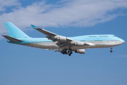 Ryan-airさんが、サンバーナーディーノ国際空港で撮影した大韓航空 747-4B5の航空フォト(写真)