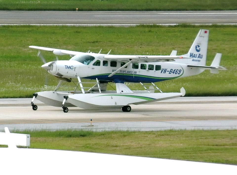 ぺペロンチさんのHai Au Aviation  (VN-B469) 航空フォト