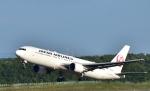 Take51さんが、新千歳空港で撮影した日本航空 767-346/ERの航空フォト(写真)