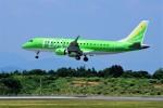 yoshibouさんが、静岡空港で撮影したフジドリームエアラインズ ERJ-170-200 (ERJ-175STD)の航空フォト(写真)