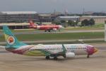 NH642さんが、ドンムアン空港で撮影したノックエア 737-86Jの航空フォト(写真)