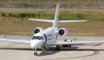 staralliance☆JA712Aさんが、神戸空港で撮影したノエビア 680 Citation Sovereignの航空フォト(写真)