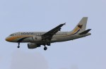 NH642さんが、スワンナプーム国際空港で撮影したミャンマー国際航空 A319-111の航空フォト(写真)