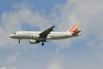 NH642さんが、スワンナプーム国際空港で撮影したベトジェットエア A320-214の航空フォト(写真)