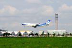 まいけるさんが、スワンナプーム国際空港で撮影した日本貨物航空 747-4KZF/SCDの航空フォト(写真)