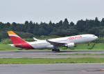 bluesky05さんが、成田国際空港で撮影したイベリア航空 A330-202の航空フォト(写真)