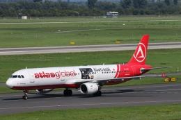 takluftさんが、デュッセルドルフ国際空港で撮影したアトラスグローバル A321-211の航空フォト(飛行機 写真・画像)