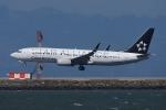 HISATAKUさんが、サンフランシスコ国際空港で撮影したコパ航空 737-86Nの航空フォト(写真)