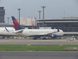 まさ773さんが、成田国際空港で撮影したデルタ航空 767-332/ERの航空フォト(写真)