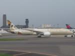 まさ773さんが、成田国際空港で撮影したエティハド航空 787-9の航空フォト(写真)