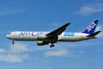 saoya_saodakeさんが、成田国際空港で撮影した全日空 767-381Fの航空フォト(写真)