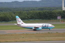 N-OITAさんが、新千歳空港で撮影したサハリン航空 737-232/Advの航空フォト(飛行機 写真・画像)