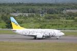 N-OITAさんが、新千歳空港で撮影したAIR DO 737-54Kの航空フォト(写真)