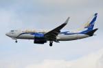 ぼんやりしまちゃんさんが、ドモジェドヴォ空港で撮影したスキャット・エアラインズ 737-7GLの航空フォト(写真)