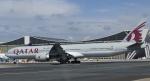 Take51さんが、フランクフルト国際空港で撮影したカタール航空 777-3DZ/ERの航空フォト(写真)