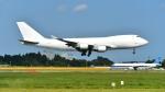 kamerajiijiさんが、成田国際空港で撮影したウィルミントン・トラスト・カンパニー 747-4KZF/SCDの航空フォト(写真)
