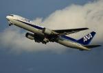 suke55さんが、伊丹空港で撮影した全日空 767-381の航空フォト(写真)