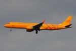 ぼんやりしまちゃんさんが、ドモジェドヴォ空港で撮影したサラトフ・エアラインズ ERJ-190-200 IGW (ERJ-195AR)の航空フォト(写真)