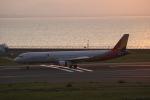RAOUさんが、中部国際空港で撮影したアシアナ航空 A321-231の航空フォト(写真)