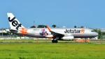 kamerajiijiさんが、成田国際空港で撮影したジェットスター・ジャパン A320-232の航空フォト(写真)