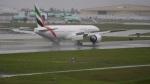 matt3さんが、ペインフィールド空港で撮影したエミレーツ航空 777-31H/ERの航空フォト(写真)