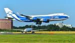 kamerajiijiさんが、成田国際空港で撮影したエアブリッジ・カーゴ・エアラインズ 747-4EVF/ER/SCDの航空フォト(写真)