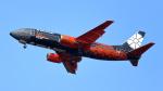 誘喜さんが、フランクフルト国際空港で撮影したベラヴィア航空 737-3Q8の航空フォト(写真)