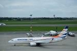 flying-dutchmanさんが、ワルシャワ・フレデリック・ショパン空港で撮影したスマート・ウイングス 737-8FHの航空フォト(写真)
