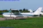 Chofu Spotter Ariaさんが、大利根飛行場で撮影した日本個人所有 172P Skyhawk IIの航空フォト(写真)