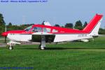 Chofu Spotter Ariaさんが、大利根飛行場で撮影した日本個人所有 PA-28R-200 Cherokee Arrowの航空フォト(写真)