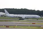 wunalaさんが、成田国際空港で撮影したシンガポール航空 777-312/ERの航空フォト(写真)