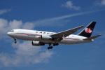 LAX Spotterさんが、ロサンゼルス国際空港で撮影したカーゴジェット・エアウェイズ 767-223(BDSF)の航空フォト(写真)