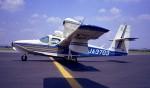 ハミングバードさんが、名古屋飛行場で撮影した京都航空 LA-4-200 Buccaneerの航空フォト(写真)