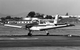 ハミングバードさんが、名古屋飛行場で撮影した全日空 FA-200-180 Aero Subaruの航空フォト(飛行機 写真・画像)