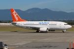 JRF spotterさんが、バンクーバー国際空港で撮影したエア・ノース 737-548の航空フォト(写真)