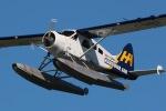 バンクーバー国際空港 - Vancouver International Airport [YVR/CYVR]で撮影されたハーバー・エア・シープレーンズ - Harbour Air Seaplanes [HES]の航空機写真