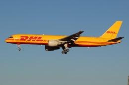 JRF spotterさんが、シアトル タコマ国際空港で撮影したDHL 757-222(PCF)の航空フォト(飛行機 写真・画像)