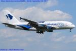 Chofu Spotter Ariaさんが、成田国際空港で撮影したマレーシア航空 A380-841の航空フォト(写真)