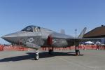 nob24kenさんが、三沢飛行場で撮影したアメリカ海兵隊 F-35B Lightning IIの航空フォト(写真)