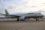 ちゅういちさんが、エレフテリオス・ヴェニゼロス国際空港で撮影したエーゲ航空 A320-232の航空フォト(写真)