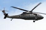 うめやしきさんが、厚木飛行場で撮影したアメリカ陸軍 UH-60M Black Hawk (S-70A) の航空フォト(飛行機 写真・画像)